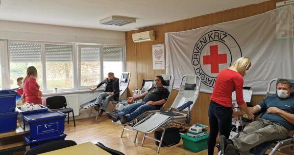 Dobrovoljni darivatelji krvi